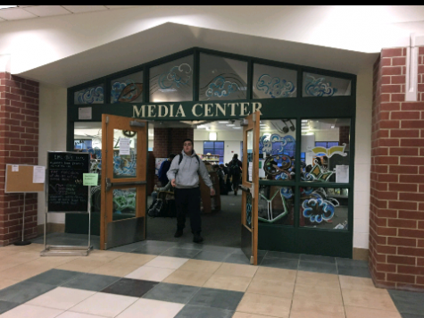 New Media Center policy for second semester