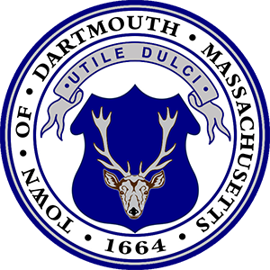 Town of Dartmouth Seal.