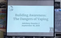 Students weigh in on recent vaping advisory
