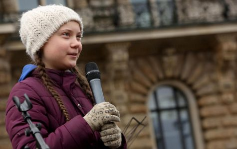 The light at the end of the tunnel: Greta Thunberg