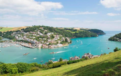 Dartmouth's sister city in Dartmouth, Devon, England as pictured on the town's website.