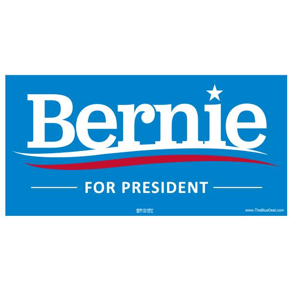 Feel the Bern.