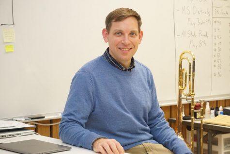 Ian Flint returns to head up DHS Music Department