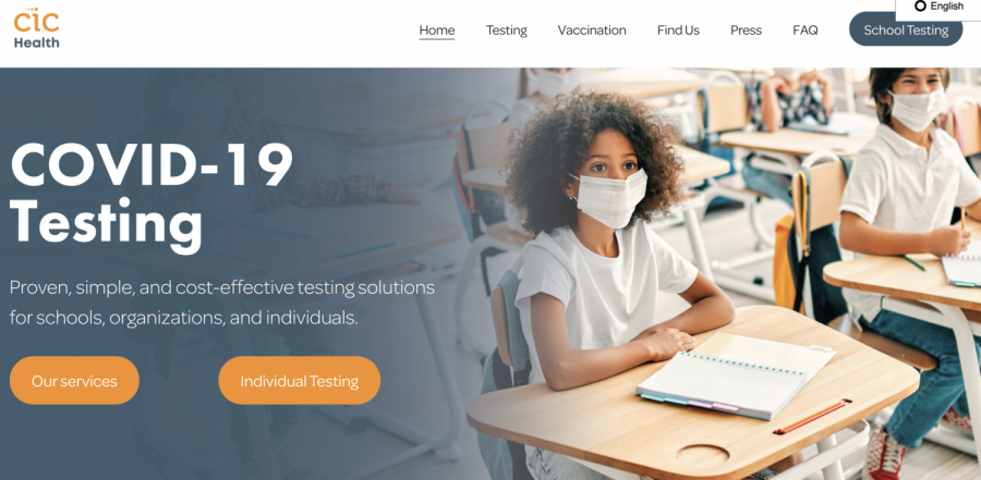 According to the Massachusetts Department of Education website, Following a competitive procurement process, EOHHS and DESE are making diagnostic and routine (weekly) COVID pooled testing services available at no cost to participating districts and schools through the end of the 2021-22 school year, under a single contract with the testing provider CIC Health.