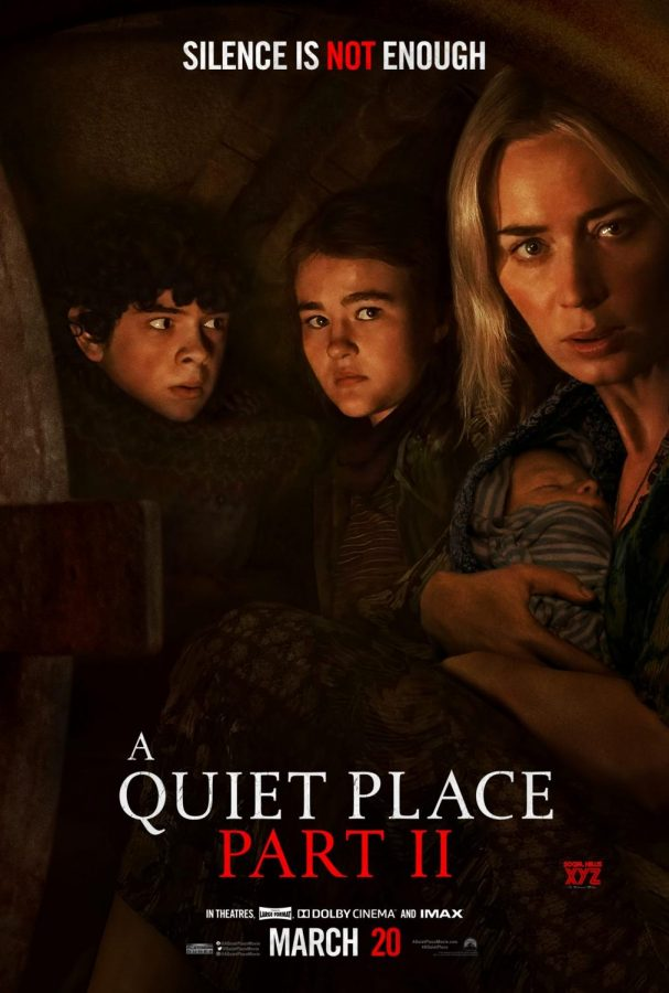 A Quiet Place II differs in tone from the original according to RJs review.