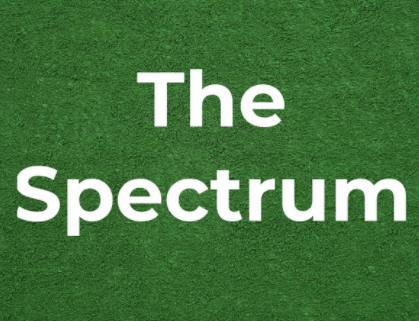 The Spectrum Podcast featuring the DHS Girls Varsity Volleyball captains
